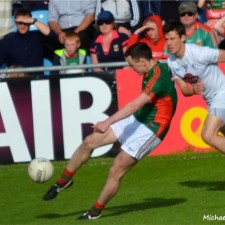 Diarmuid O'Connor our MOTM from yesterday
