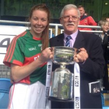 Ladies clinch Connacht title in style