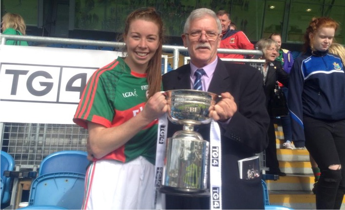 Mayo ladies Connacht champs
