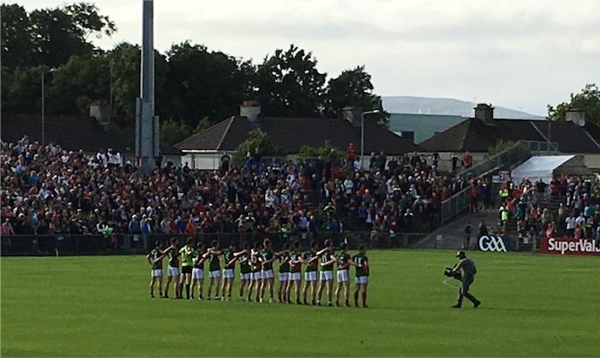Team v Kildare