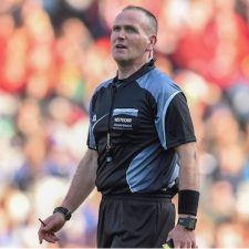 Conor Lane to ref the final