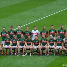 Mayo team AISF 2016