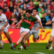 Looks like Diarmuid should be good to go for Saturday