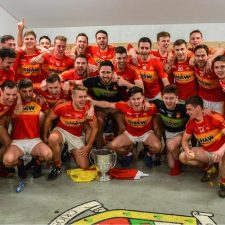 Castlebar and Covies take county crowns