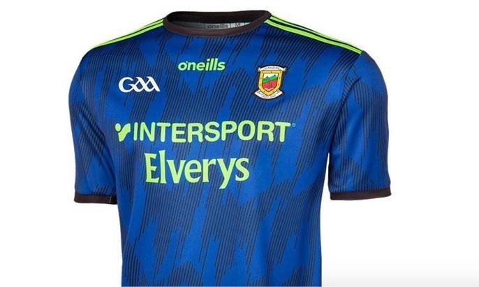 Jersey options aplenty this year - Mayo GAA Blog