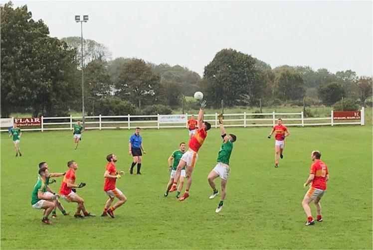 Match Report: Galway Corinthians RFC 17 - 17 Ballina Rugby
